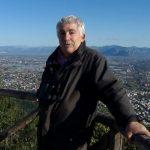 francesco petretti della trasmissione geo di rai tre presso il parco nazionale del circeo