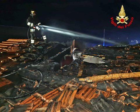 incendio casa Fondi3