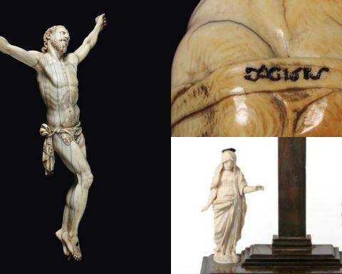jag scultore avorio gaeta