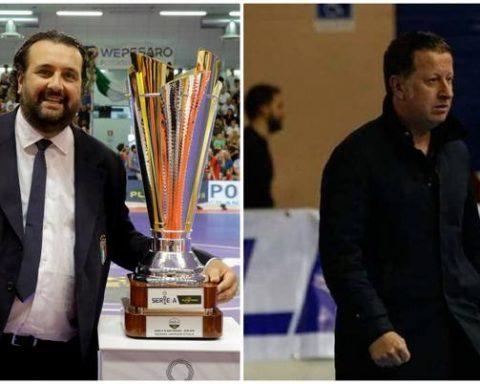 Andrea Montemurro e Gianluca La Starza