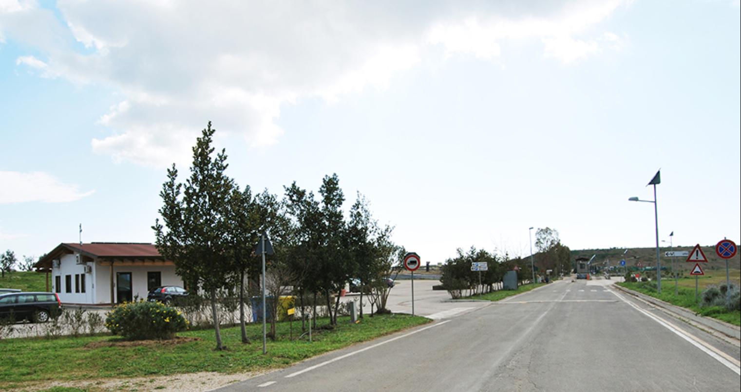 Sede di Ecoambiente srl, Borgo Montello