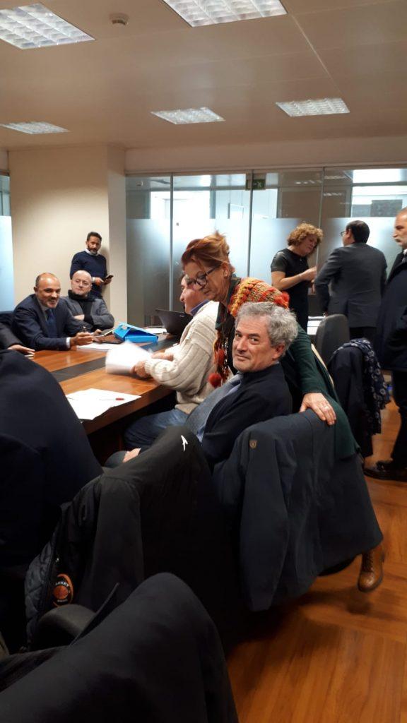 Girorgio Libralato e Carla Piovesan