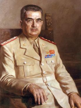 Il Generale dei Carabinieri Taddeo Orlando