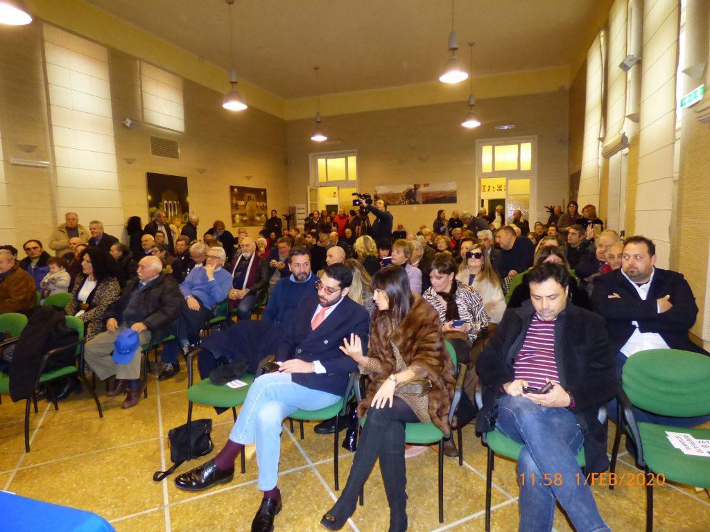 Alcune immagini dell'evento organizzato da Zaccheo e Moffa (foto di Vittorio Bertolaccini)