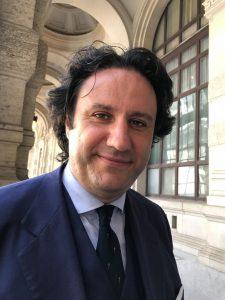 L'avvocato Lorenzo Magnarelli