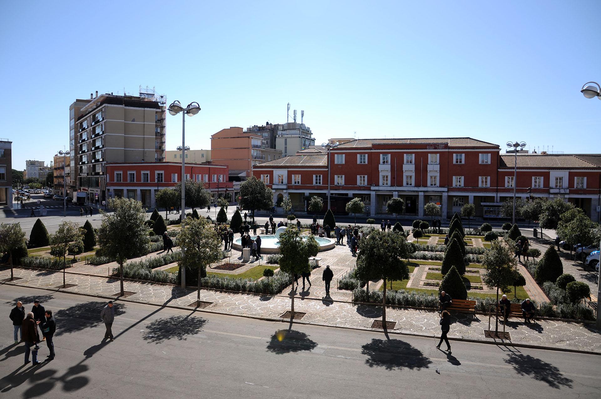 Manutenzione Giardini Milano E Provincia latina: partita la manutenzione di strade e verde pubblico