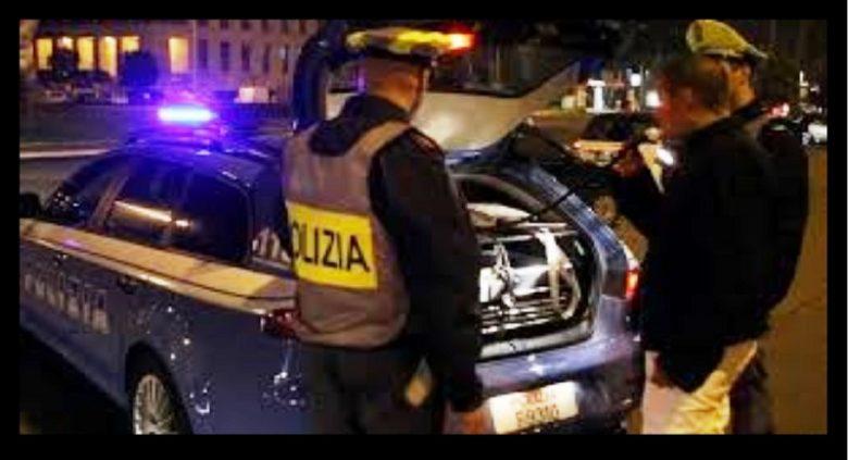 Polizia-Stradale-in-azione-foto-di-repertorio