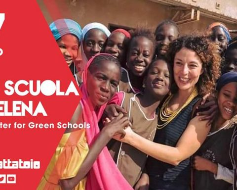 Smart water for Green Schools 7 marzo 2020 aprilia latina