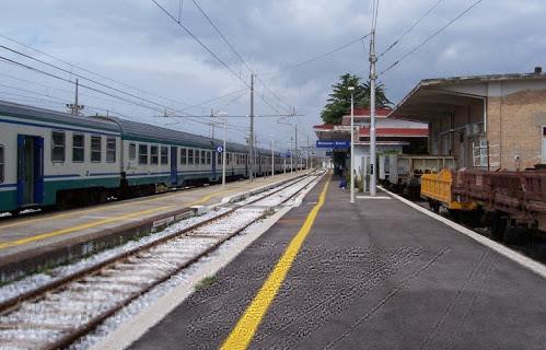 Stazione Minturno-Scauri
