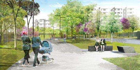 verde urbano innovativo
