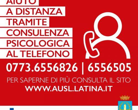 ASL SUPPORTO PSICOLOGICO