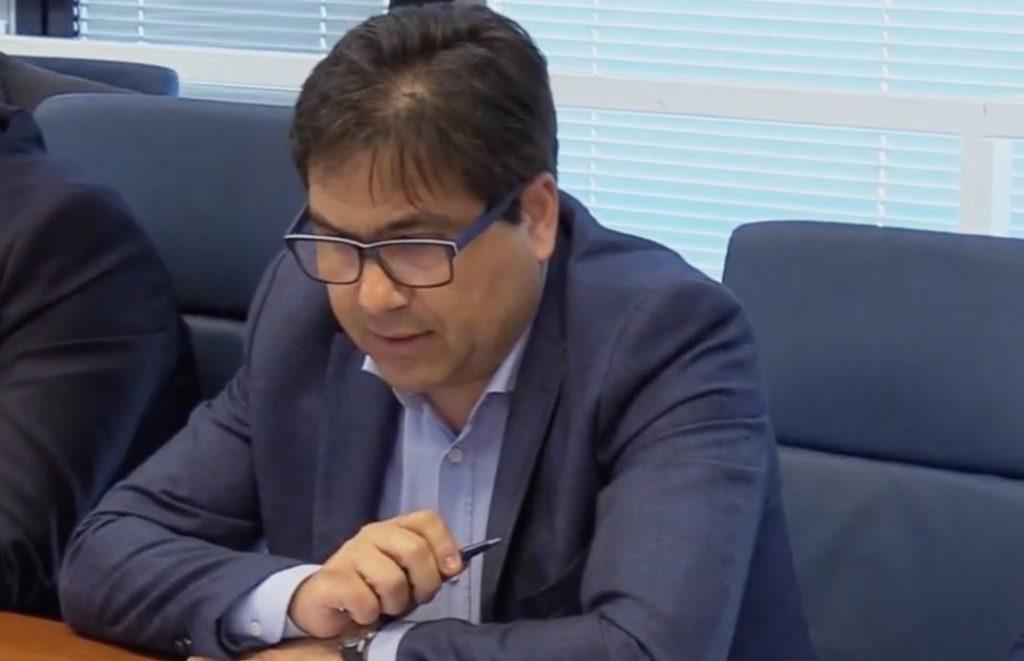 Alessio D'Amato, Assessore Sanità Regione Lazio