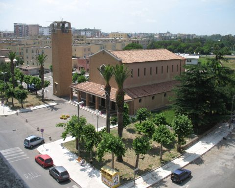 Chiesa Santa Maria Goretti
