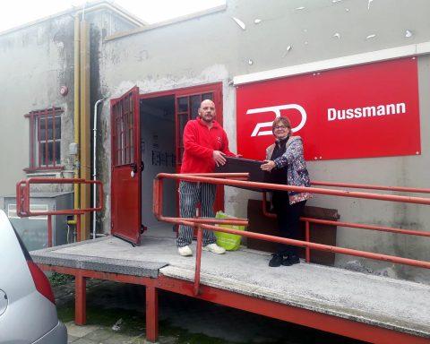 Dussmann Caritas Latina