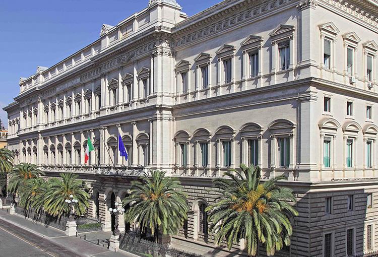Palazzo Koch, sede della Banca d'Italia