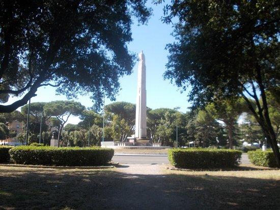 Parco Falcone e Borsellino, Latina