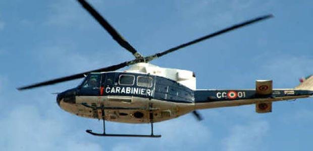 elicotteri carabinieri