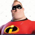 Mr Incredible, uno dei personaggi della serie degli Invincibili. Fausto Russo ha postato sul suo profilo Facebook anche la foto del personaggio, padre di famiglia dei personaggi di fantasia. È così - dice Fausto - che i suoi figli lo aspettano quando tornerà a casa guarito dalla sua malattia provocata dal coronavirus.
