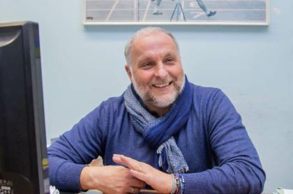 Donato Sabia (foto da La Gazzetta del Mezzogiorno)