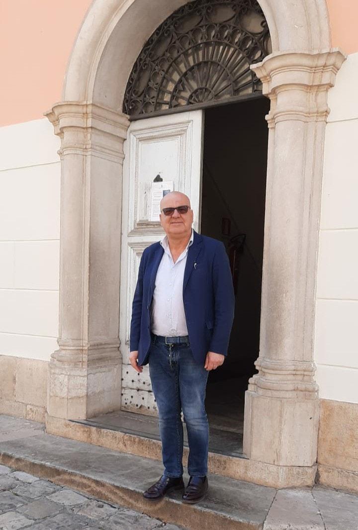 Federico Carnevale, sindaco di Monte San Biagio