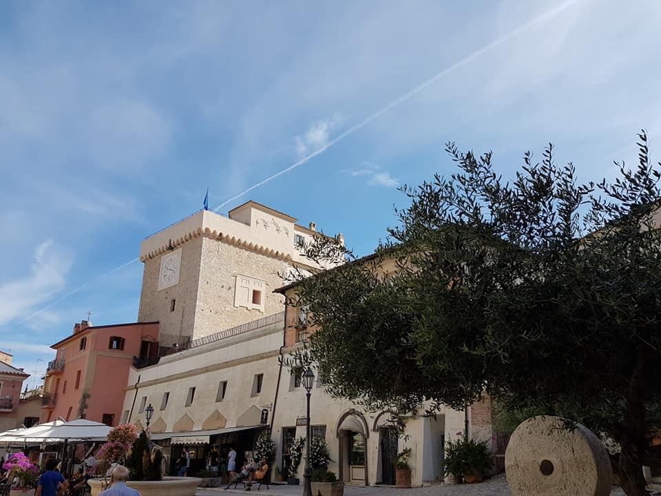 """San Felice Circeo oggi - foto tratta dalla pagina facebook """"Le Foto Più Belle Di San Felice Circeo e dell'Agro Pontino"""""""