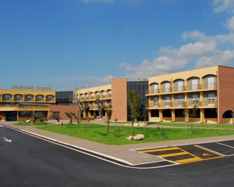 Rsa San Michele Hospital di Aprilia lungo la Pontina