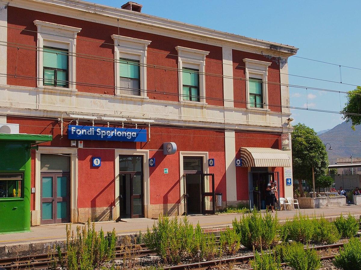 Stazione Fondi-Sperlonga