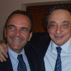 Stefano Parisi e Gianni De Michelis