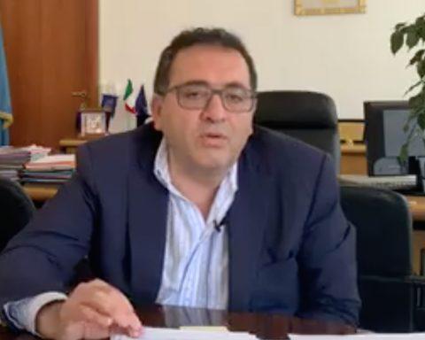 Antonio Terra, sindaco di Aprilia