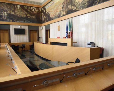 Aula della Provincia di Latina