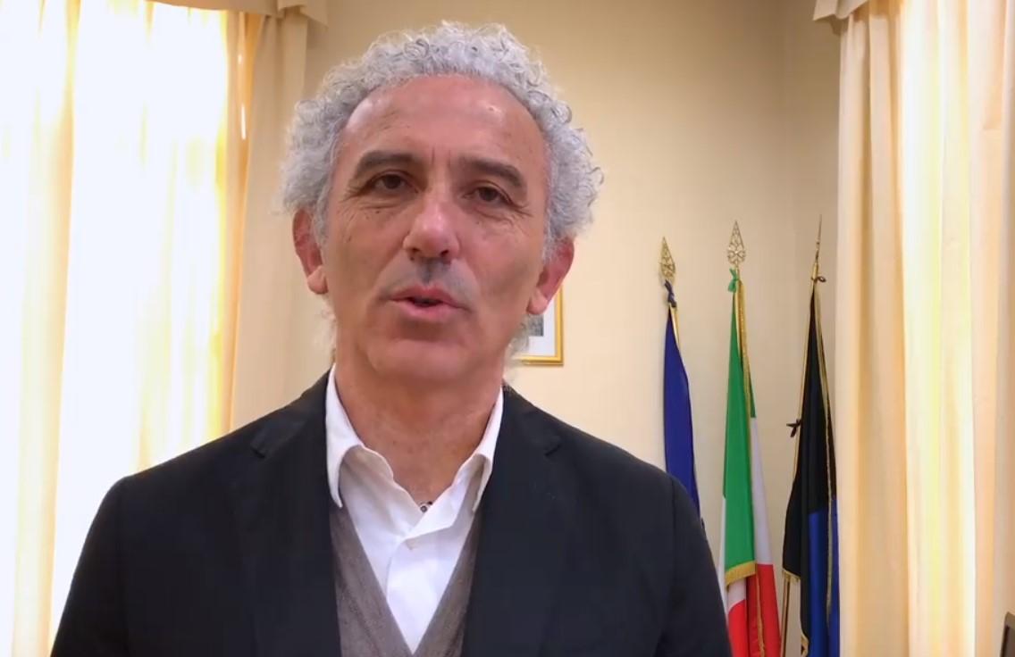 Damiano Coletta, sindaco di Latina
