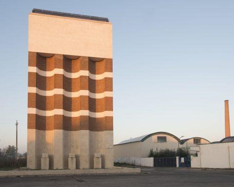 Ex Torre Idrica di Pontinia