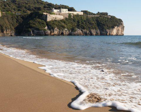 Gaeta, spiagge