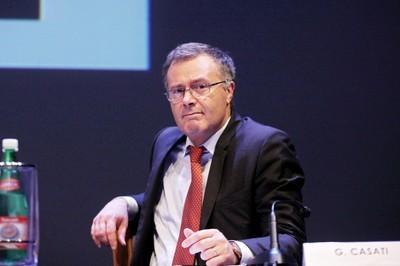 Giorgio Casati, Direttore dell'Asl di Latina
