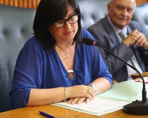 Il Sindaco Roberta Tintari e il Presidente del Consiglio Comunale Gianfranco Sciscione