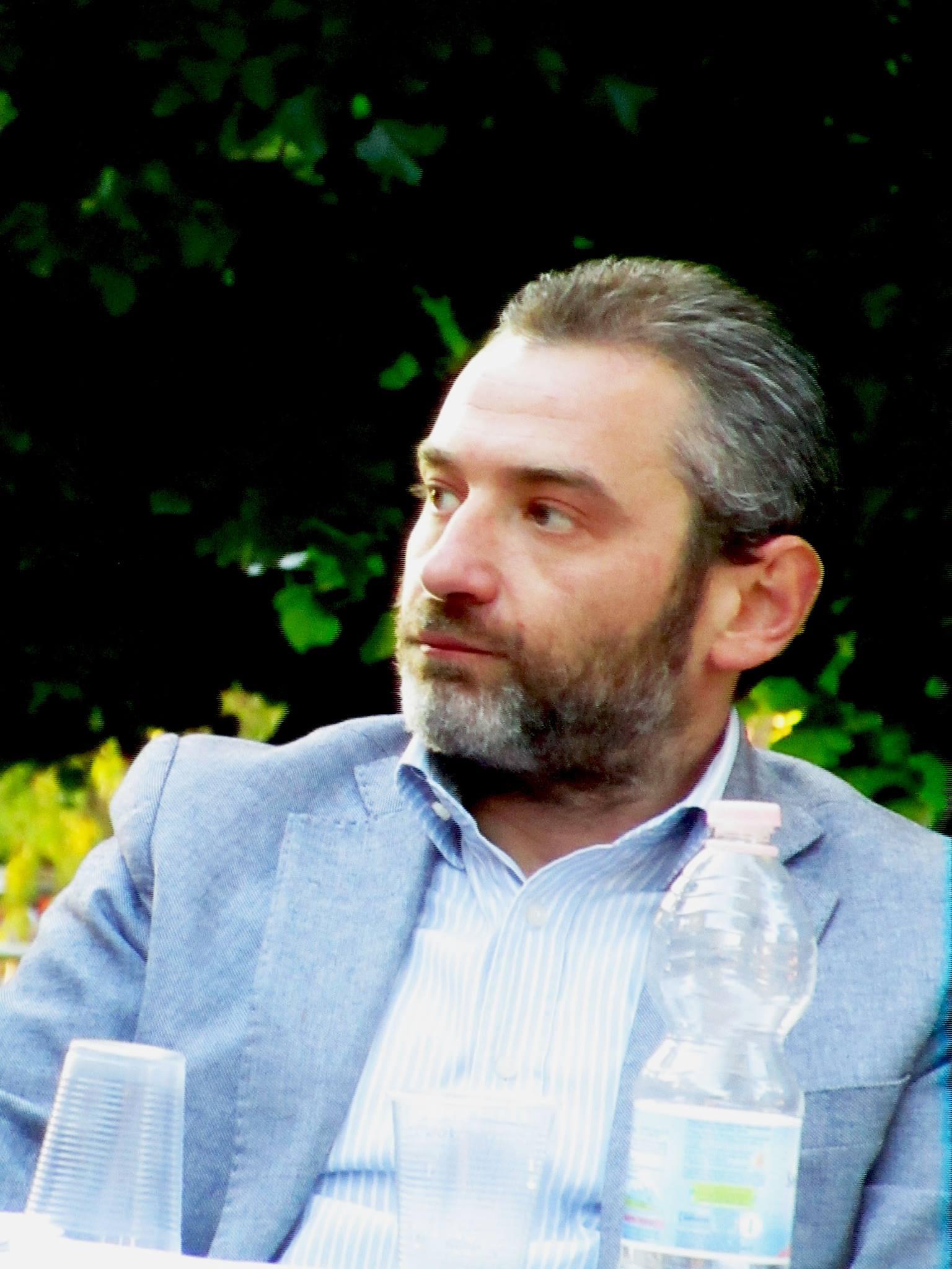 Mauro De Lillis, sindaco di Cori