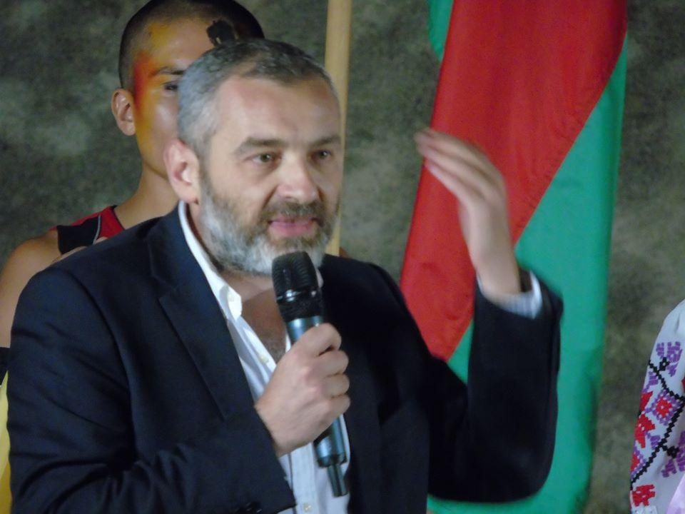 Mauro De Lillis. Vincenzo Corradini