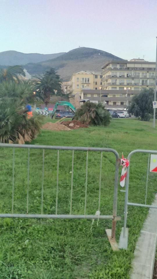 Molo Vespucci (foto risalenti al 2017)