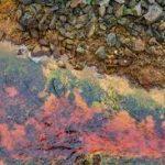 L'immagine di una falda inquinata (foto d'archivio non riferita a Borgo Montello)