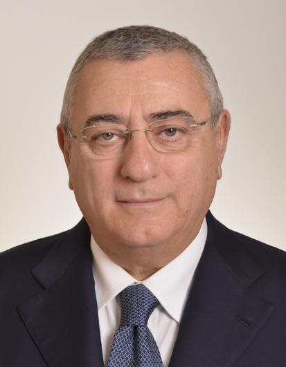 Luigi Cesare, Gigi 'a Purpetta, senatore di Forza Italia