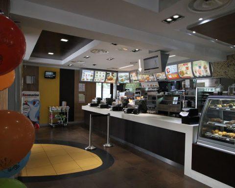 McDonalds di Latina