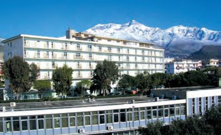 Ospedale Dono Svizzero di Formia