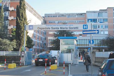 Ospedale Santa Maria Goretti di Latina