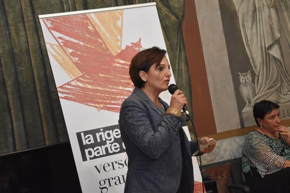 Rita Palombi, consigliera comunale dal 2017
