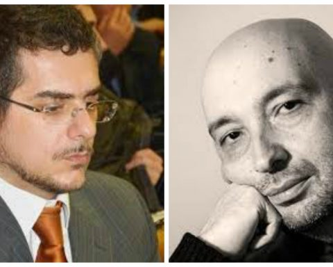 Simone Pangia e Alessandro Izzi