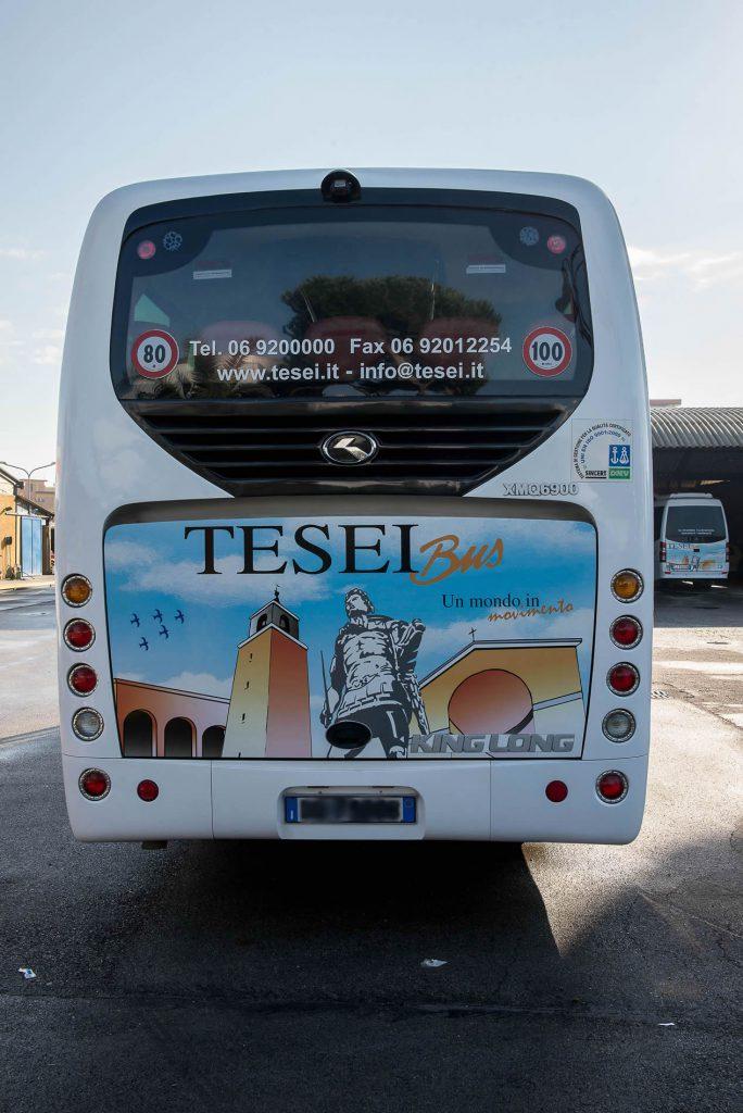 Tesei bus