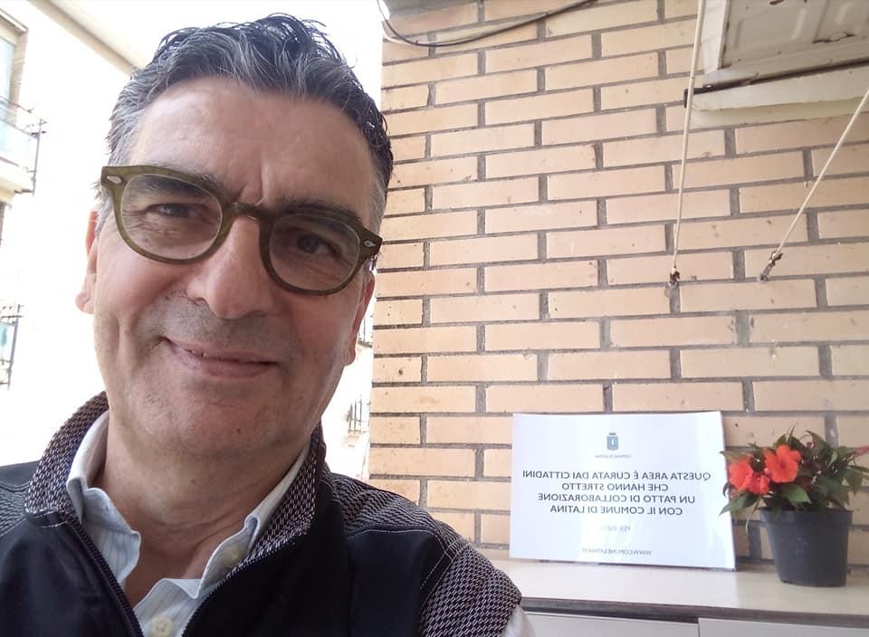 """Vincenzo Armeni, il promotore del Comitato """"Peter Pan"""""""