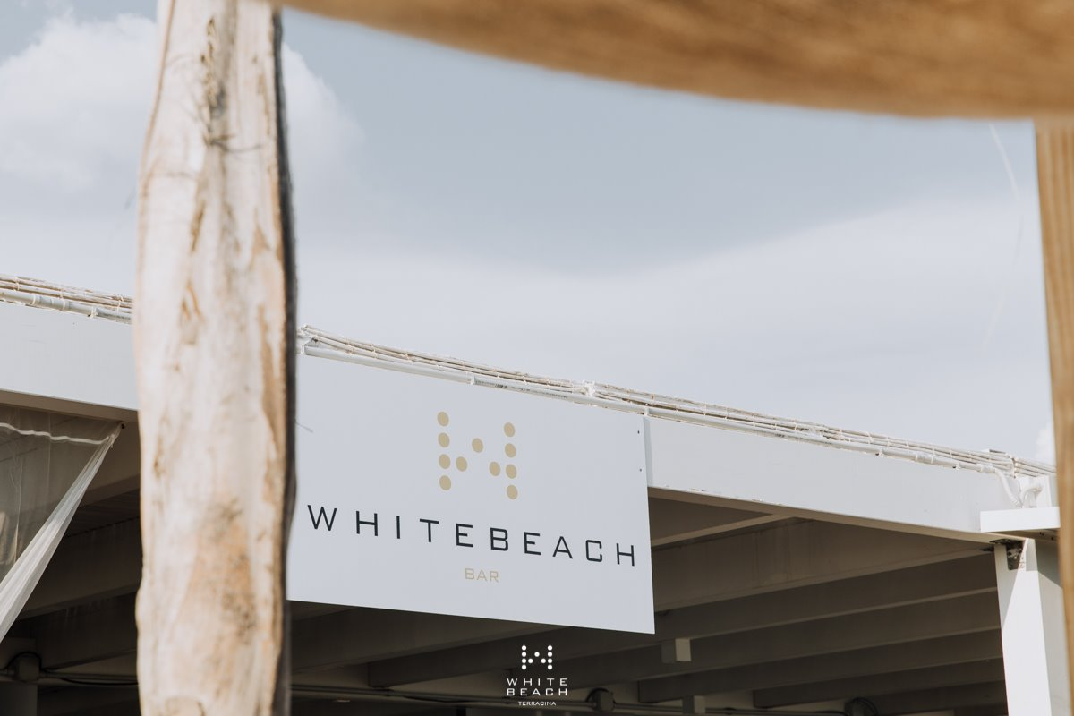Whitebeach (foto da pagina Facebook Whitebeach Terracina)
