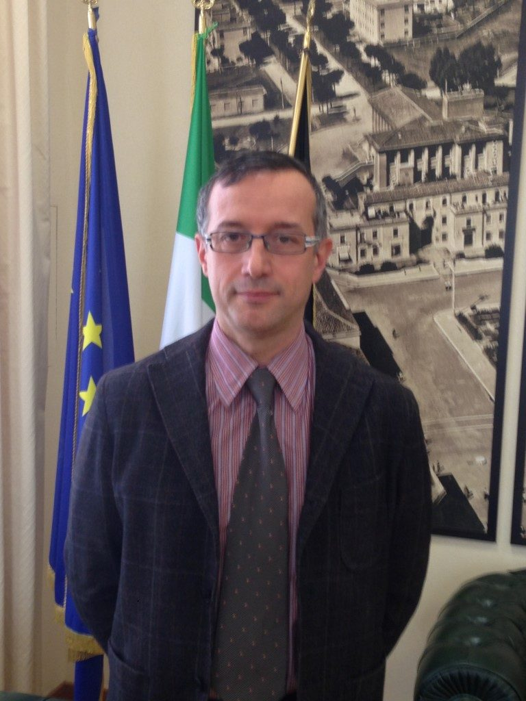 Giuseppe Manzi (foto da h24)