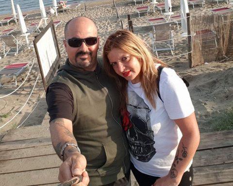 Giuseppe Polvere e Giuseppina Di Stasio